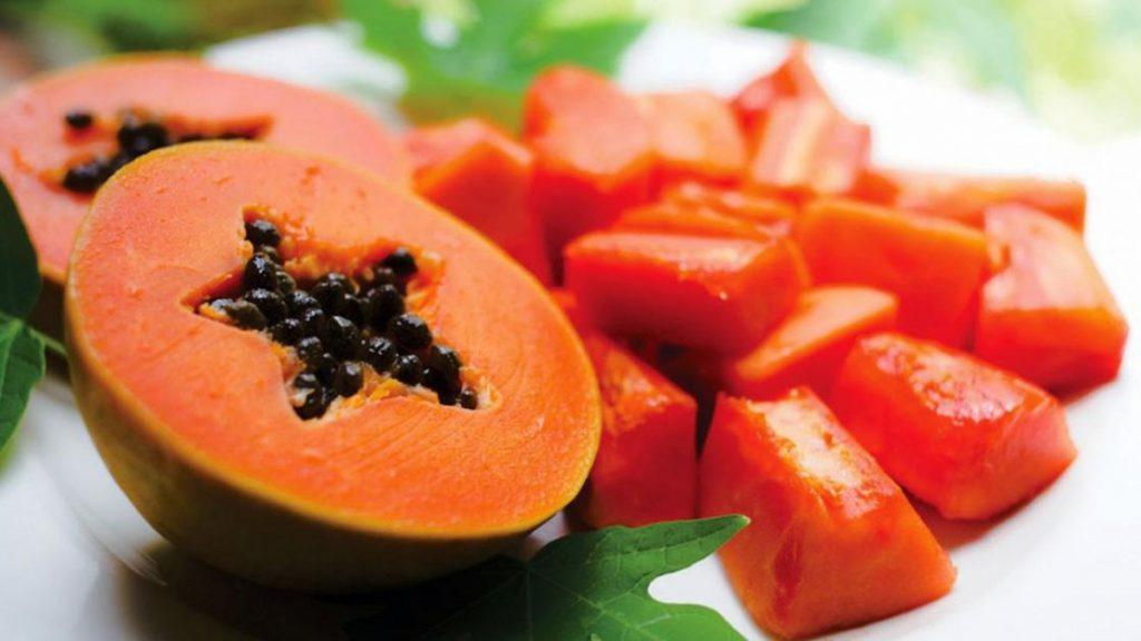 Benefits of pawpaw papaya.